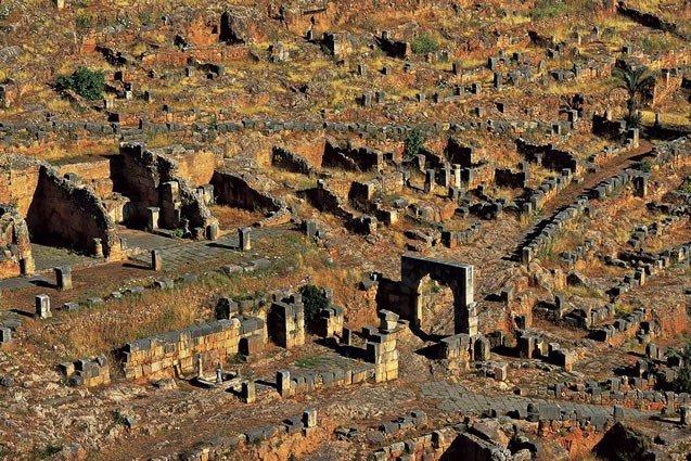 Algérie antique: Tiddis