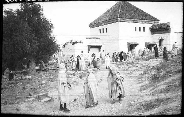 Mausolee Hadi Benaissa -1925